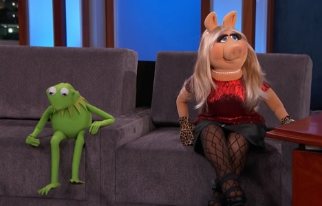 Kermit the Frog & Miss Piggy: Post-Breakup Interview